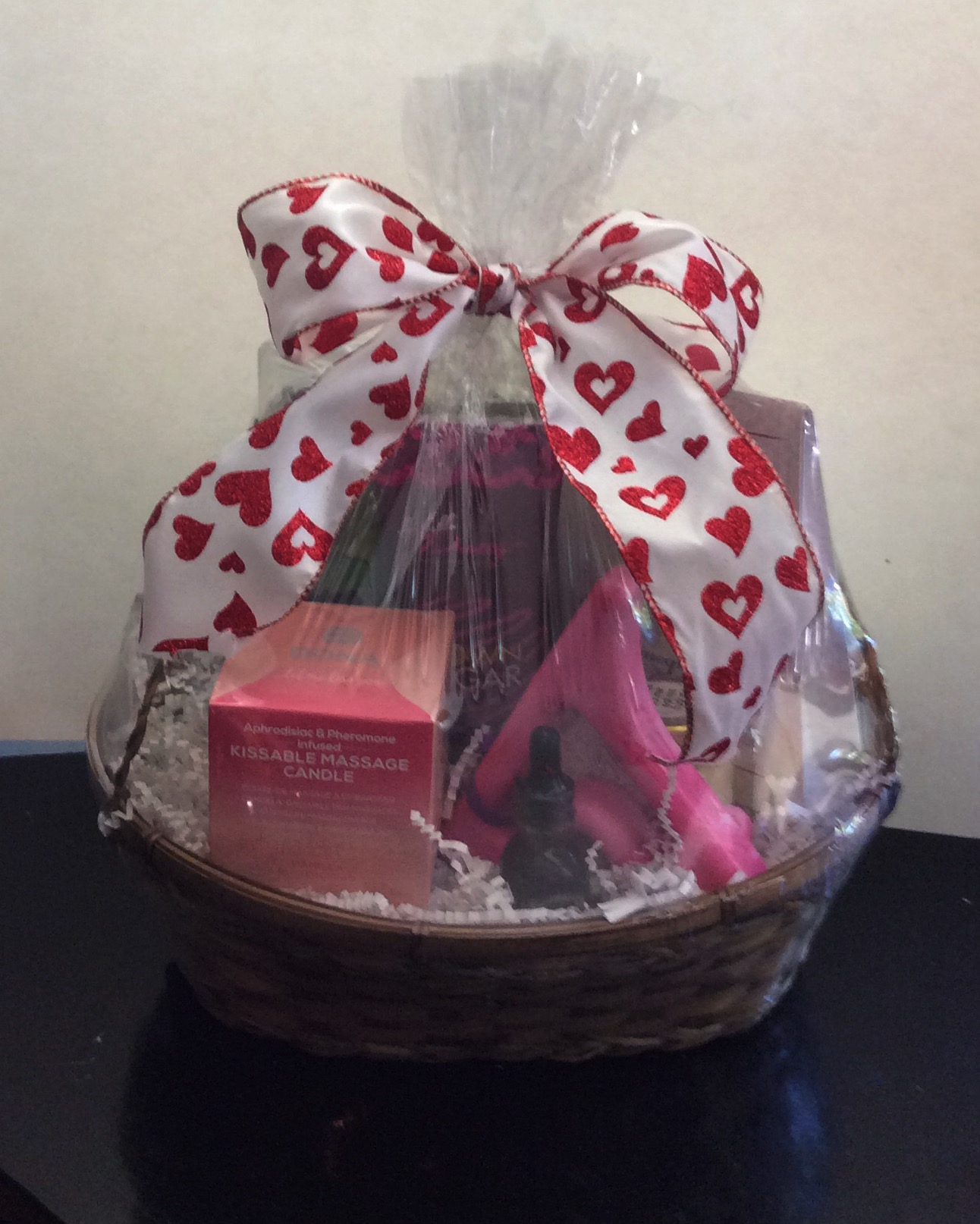 A Year of Love Gift Basket