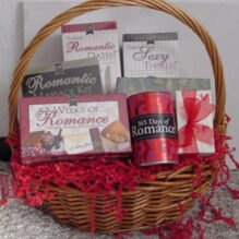 A Year of Romance Gift Basket