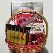 Erotic Massage Gift Basket