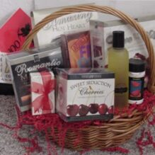 The Most Romantic Gift Basket